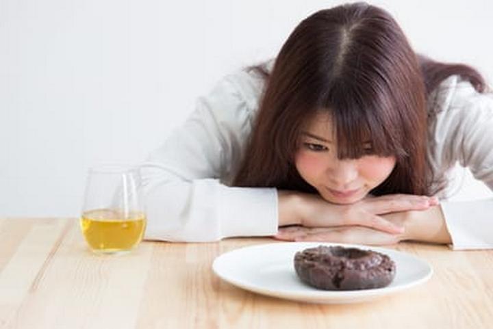 水ダイエットの効果2 食欲の抑制